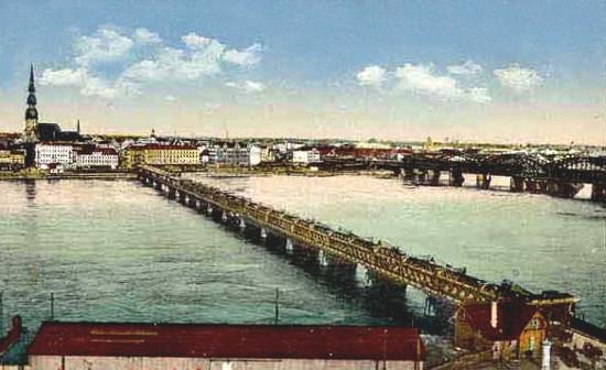 Любекский мост в 1920 х г любекский мост